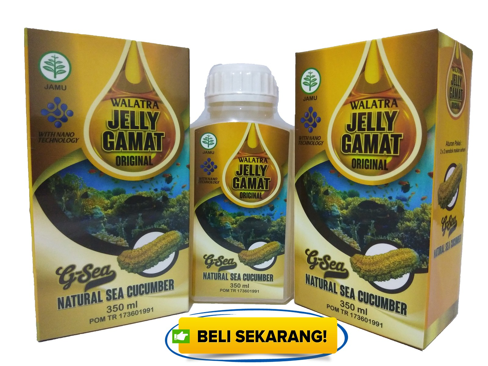 G-SEA Jelly Gamat