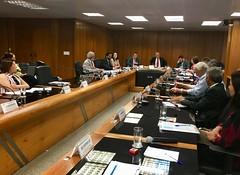 Reunião do Conselho Nacional de Previdência realizado em 5.dez.2017