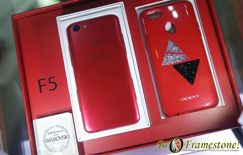 OPPO F5 6GB Red Edition