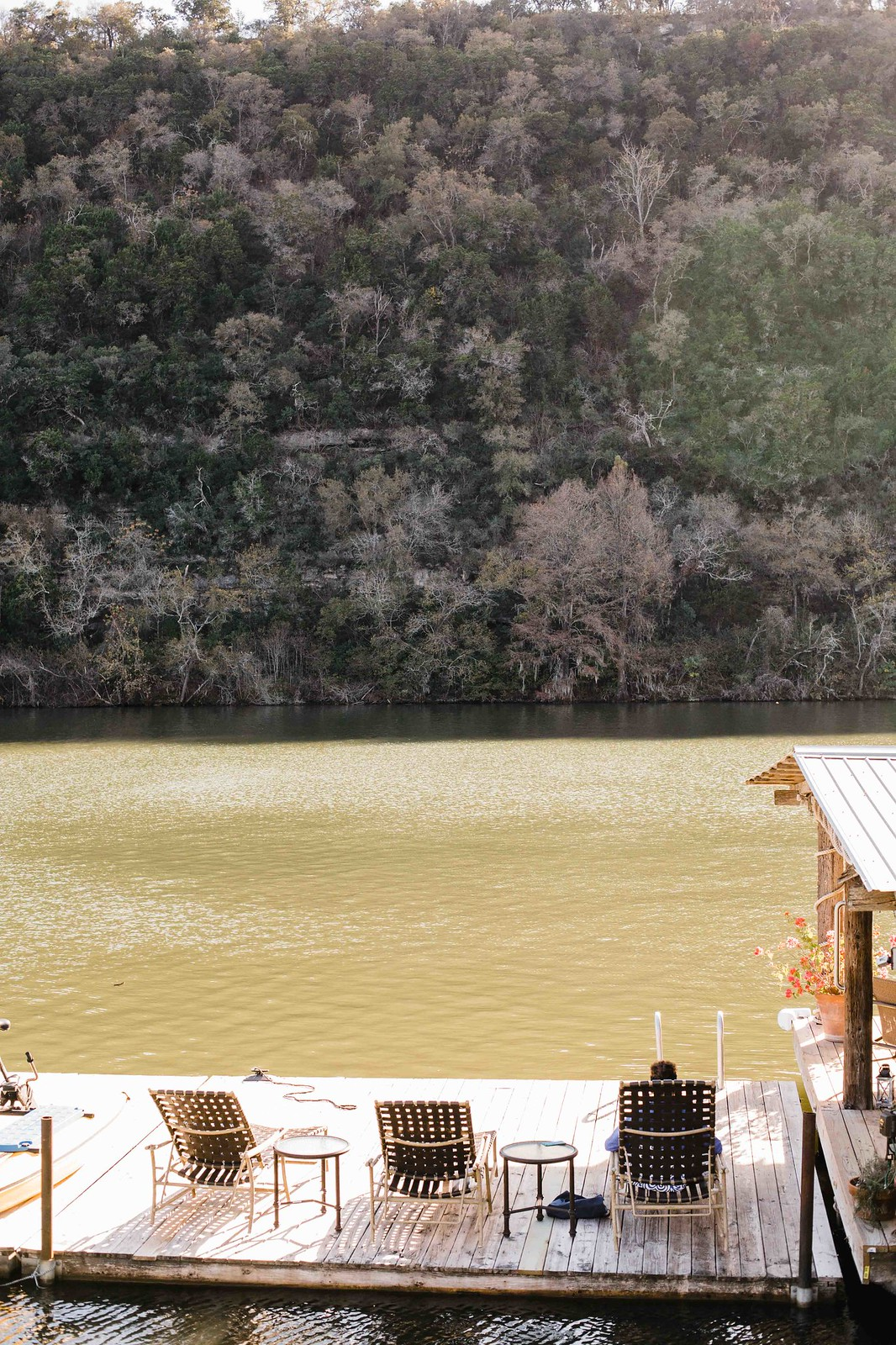where to relax on lake austin