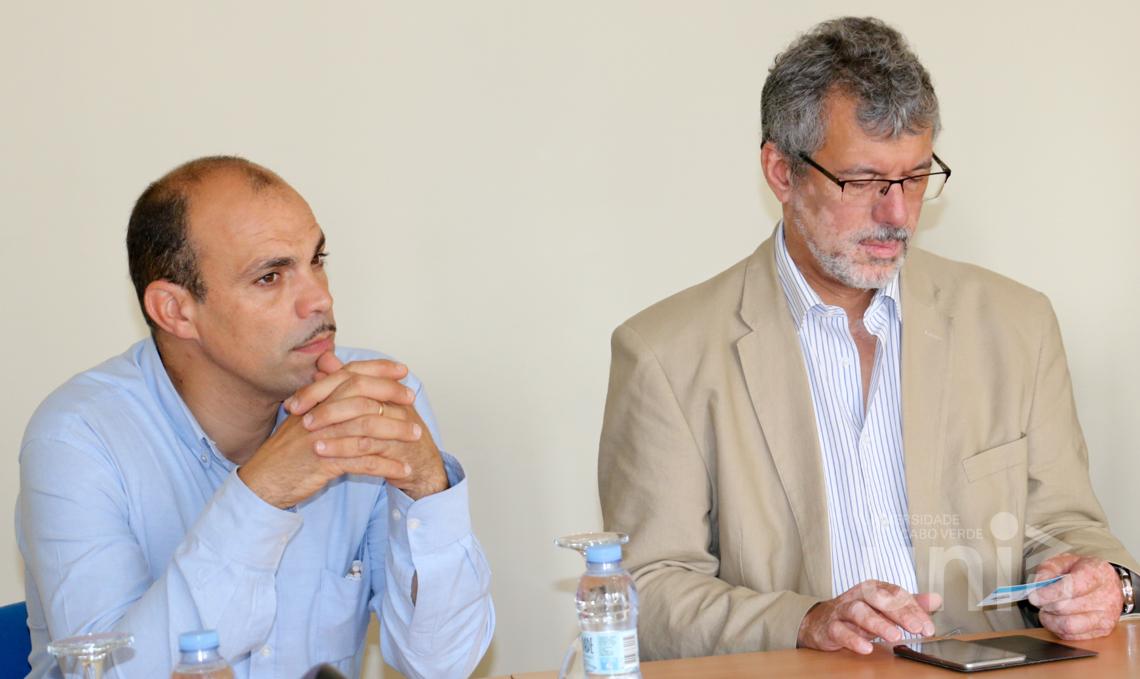 Uni-CV recebe docentes do Instituto Politécnico de Tomar, Portugal