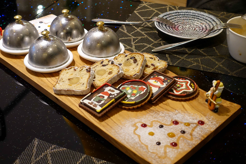 2017.12台中琴。森林主題餐廳聖誕分享餐