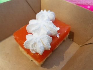 Mandarin Curd Slice from Smith & Deli