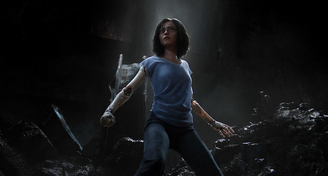 Alita Battle Angel July 2018