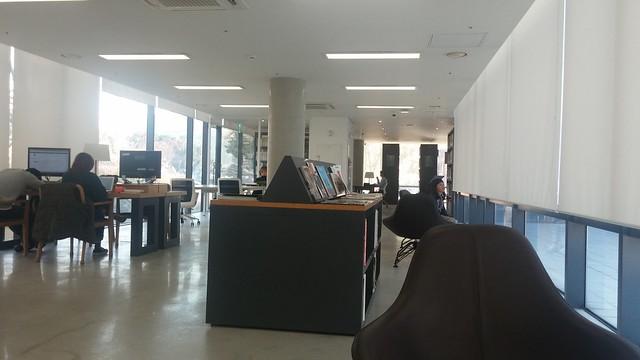 국립현대미술관 디지털 정보실