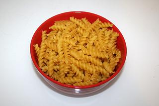 01 - Zutat Spirelli / Ingredient fusili