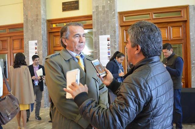 Simposio Internacional de AgroBio Nanotecnología día 1