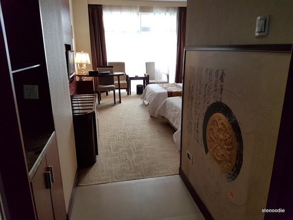 Jingxi International Hotel room
