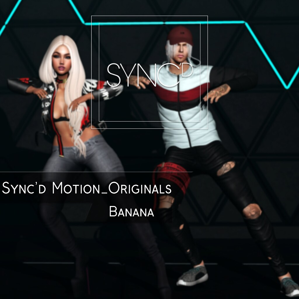Sync'd Motion__Originals - Banana