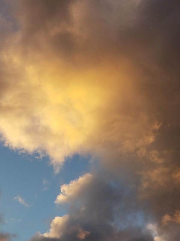 Day 324 sky