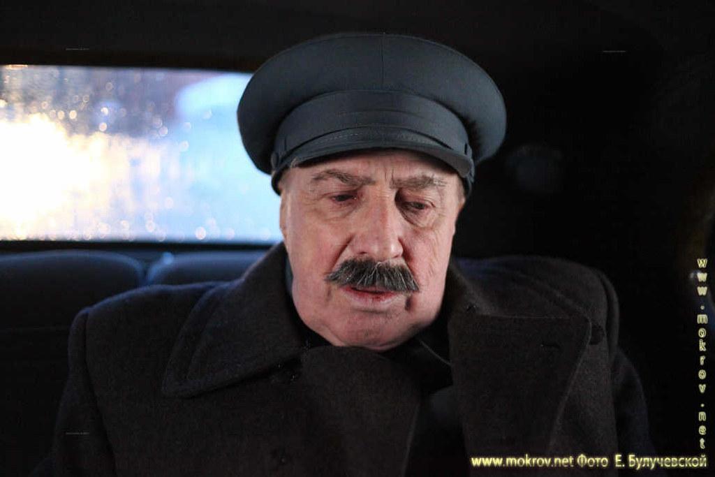 Сталин – Сергей Юрский