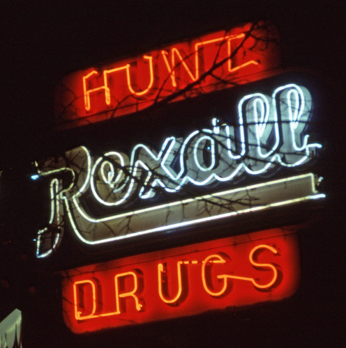Hunt Drugs 1985