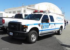 NYPD - ESU - 2010 Ford F250 Super Duty Pickup 7015 (1)