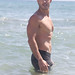 Trevor Donovan NCIS on Beach