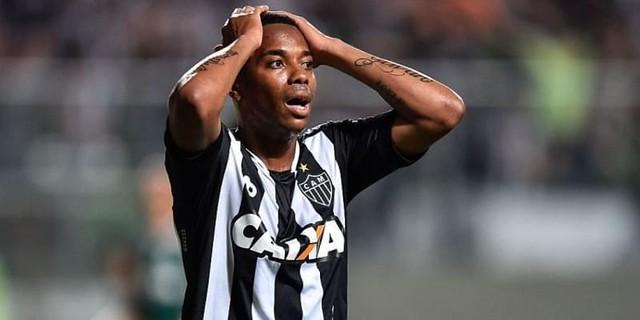 Robinho Dikenakan Sangsi Hukuman Penjara Sembilan Tahun