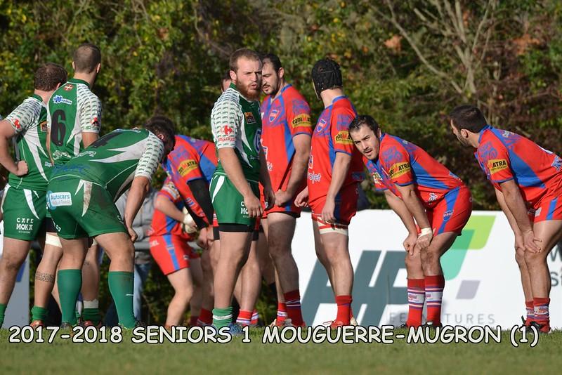 2017-2018 SENIORS 1 MOUGUERRE - MUGRON