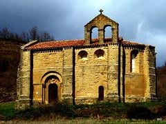 Arte medieval románico.