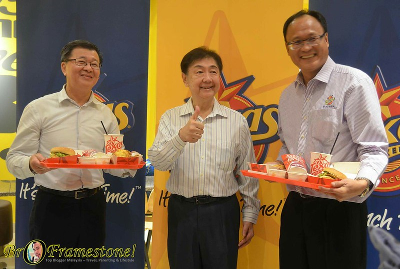 New Texas Chicken at Suria KLCC