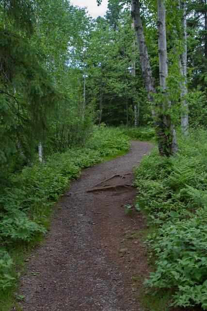 Caribou Falls Trail