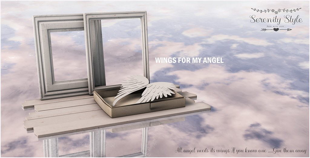 Serenity Style- Wings for my Angel - TeleportHub.com Live!
