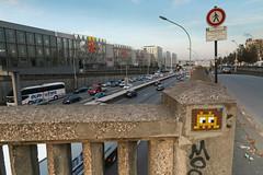 Porte d'Ivry - Paris (France)