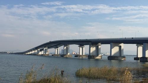 びわ湖大橋