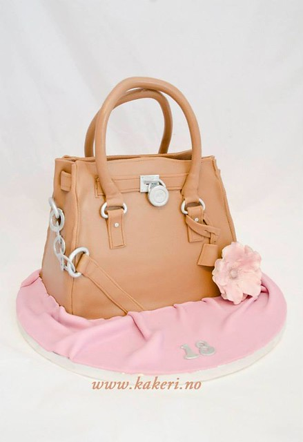 Michael Kors Bag Cake by Kakeri