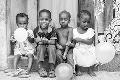 50mm Portraits, The Gambia