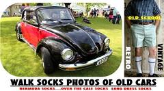 Walk socks And Old Cars  vol 12