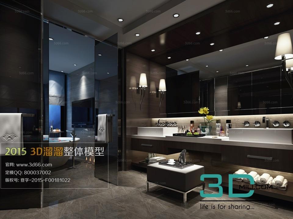 3ds max models free download bathroom