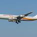 Surinam Airways / A343 / PZ-TCR / EHAM 18R