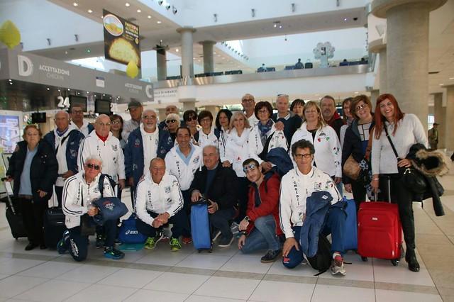 Amatori Putignano ad Atene (1)