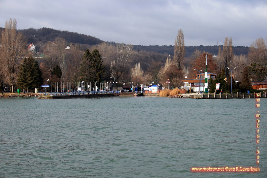 Полуостров Тихани — Венгрии фотозарисовки