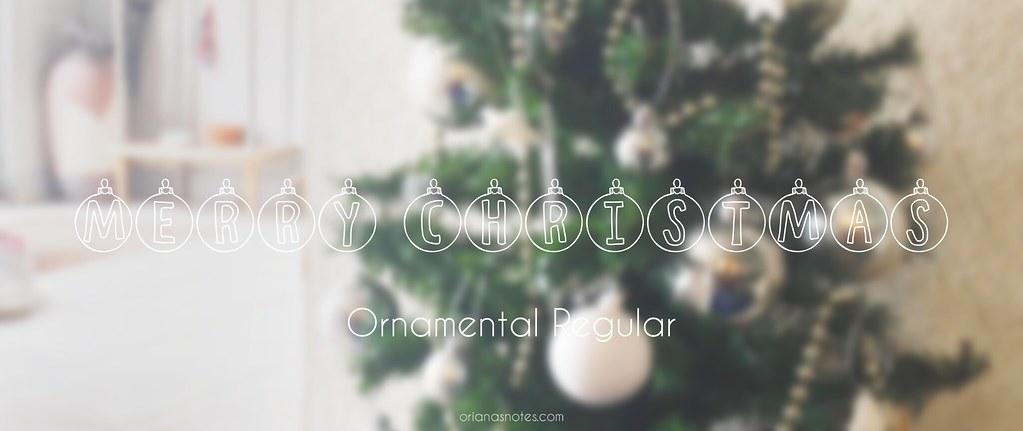ornamental regular