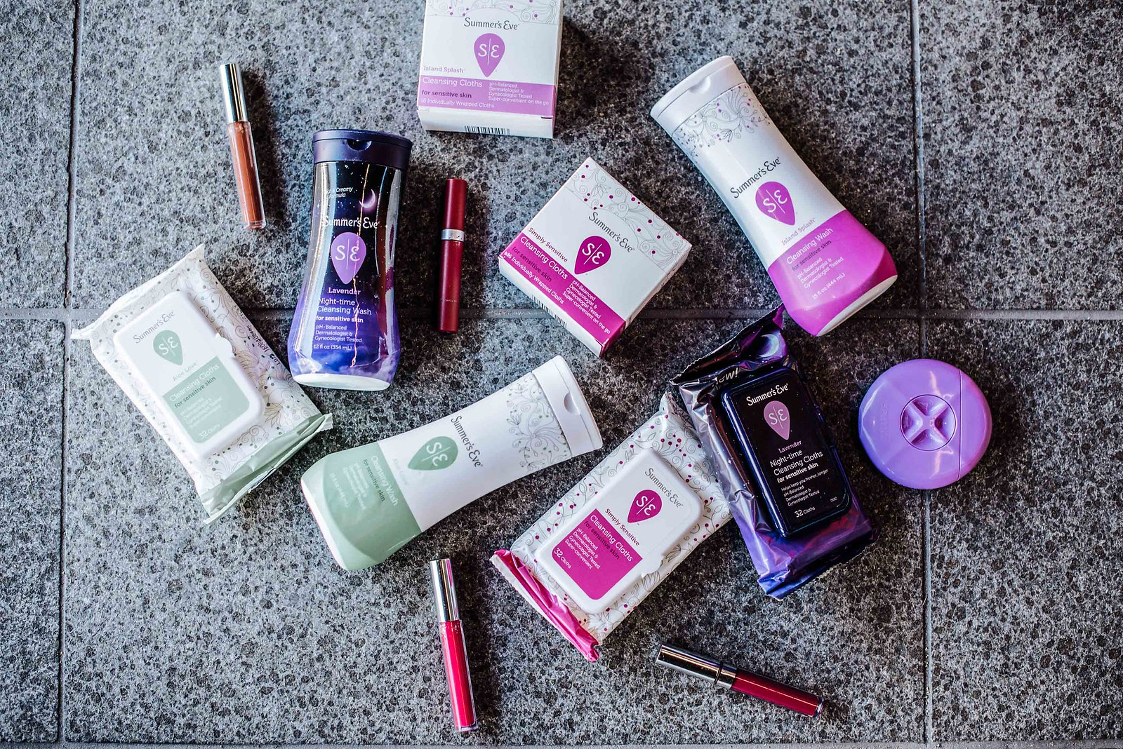 beauty travel must-haves, candace hampton