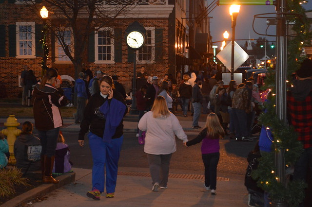 2017 Madisonville Noon Kiwanis Christmas Parade