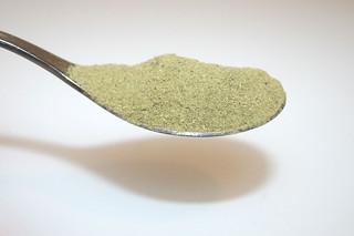 09 - Zutat Rosmarin / Ingredient rosemary