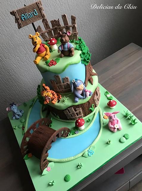 Cake by Delícias da Cláu