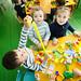 Green energy to children from Lastarel kindergarten, Falesti town