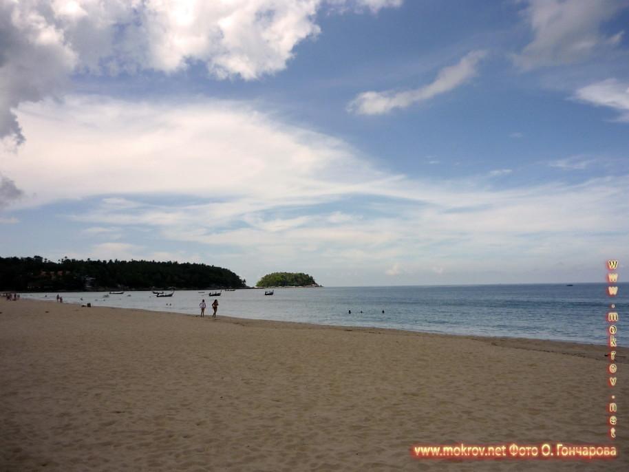 Пляж Карон - Таиланд фото