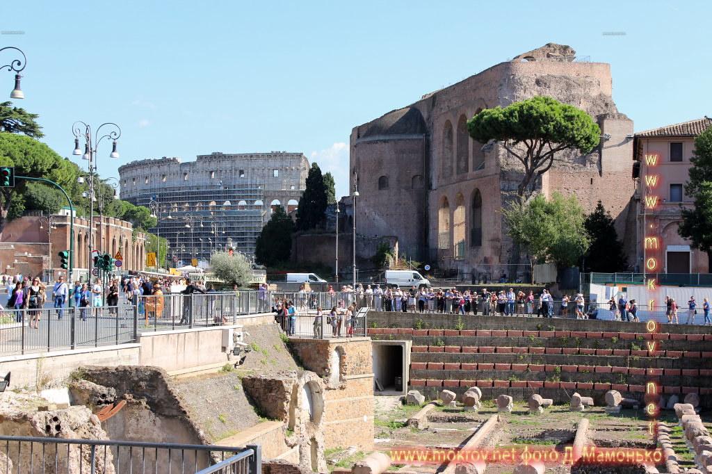 Рим — Италия фотозарисовки