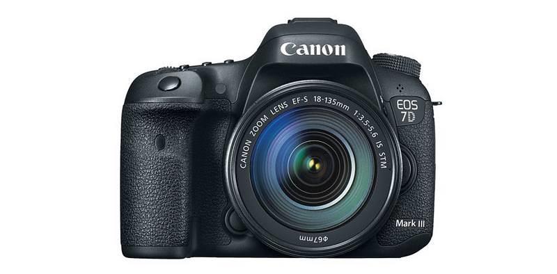Le Canon EOS 7D Mark III pourrait avoir des boutons illuminés