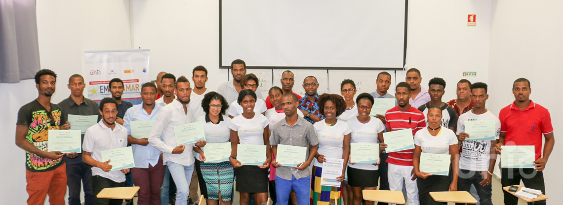 Programa EMPREAMAR CV forma jovens empreendedores