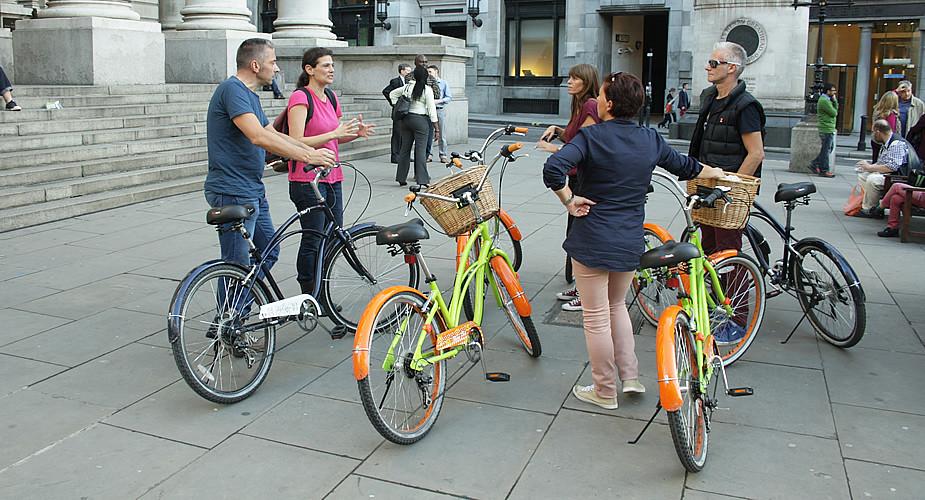 Een weekend naar Londen, fietsen in Londen | Mooistestedentrips.nl