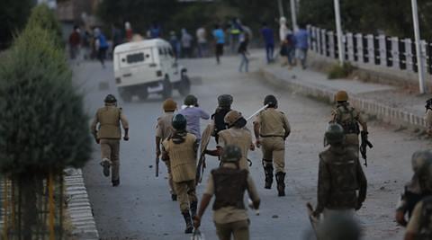 Search Operation Triggers Clashes in Hajin