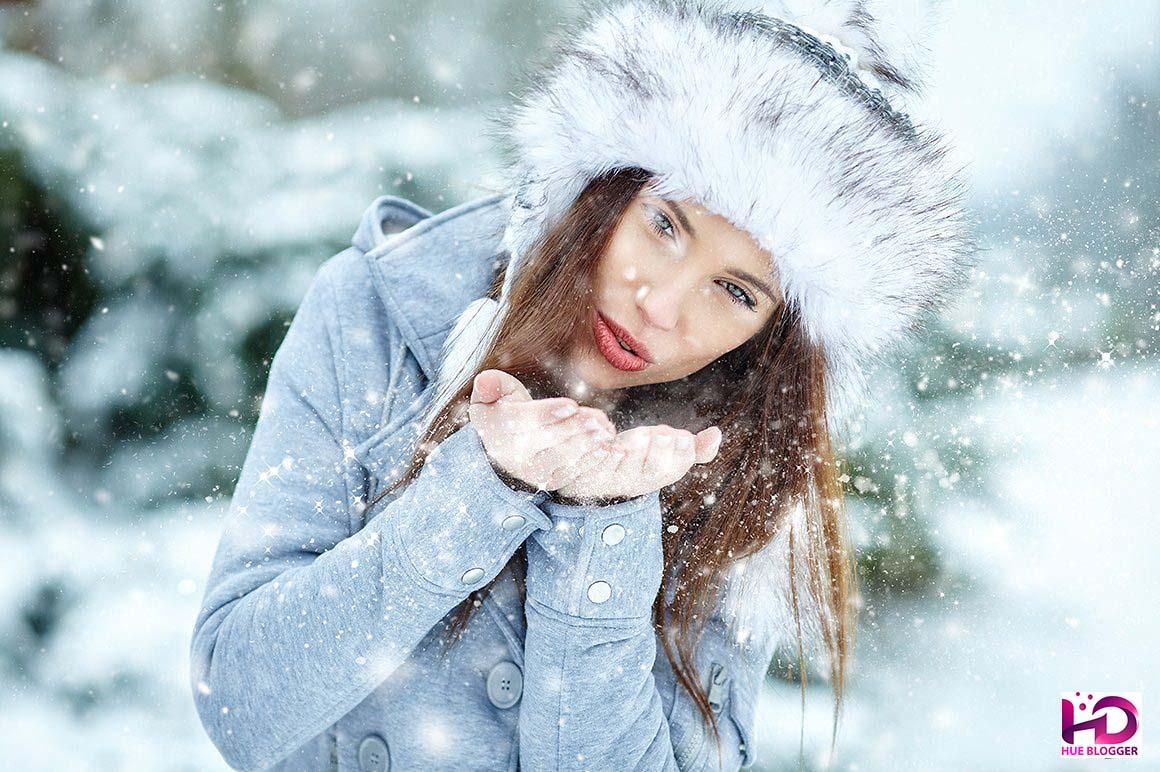 Hiệu ứng tuyết rơi mùa đông tuyệt vời Hiệu ứng tuyết rơi mùa đông tuyệt vời
