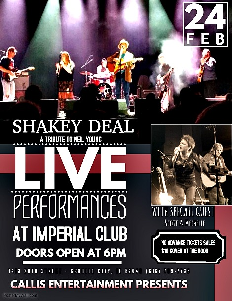 Shakey Deal 2-24-18