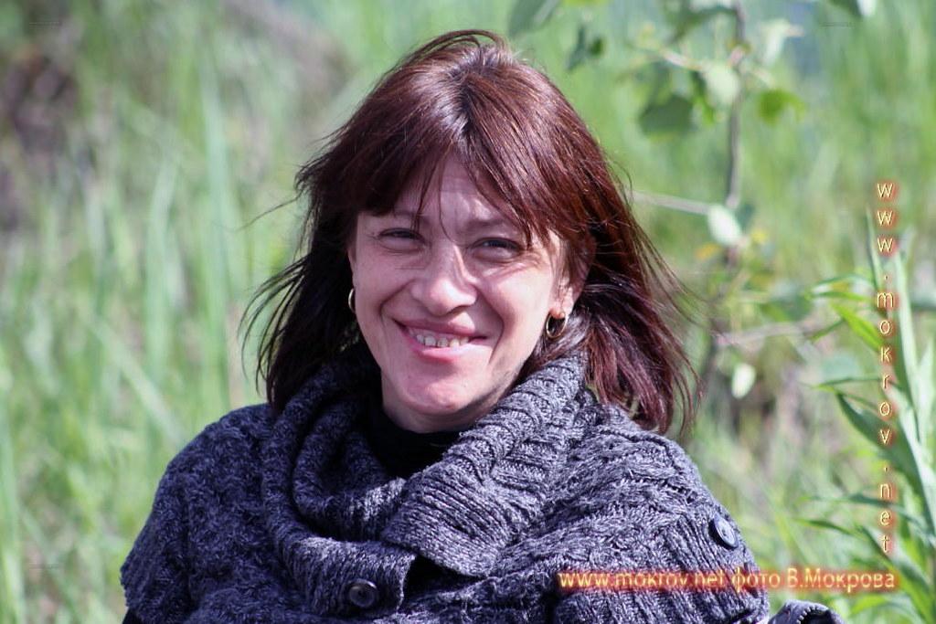 Марина Степанищева.