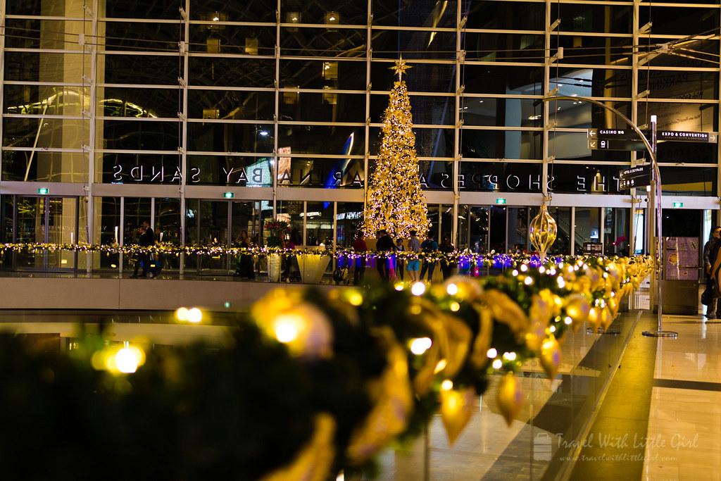 Christmas at Marina Bay Sand