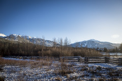 Whistler and Blackcomb Mountains